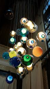 Glass Balls Chandelier Dramatic Cascading Chandeliers Unleash Visual Splendor And Pomp