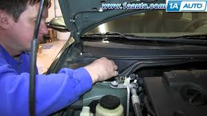 nissan altima 2005 lowering springs how to install replace front strut shock 2002 06 nissan altima