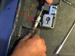 2005 honda civic trunk latch 2001 05 honda civic fuel door cable repair kit