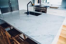 carrara marble kitchen island carrara marble kitchen cremorne home