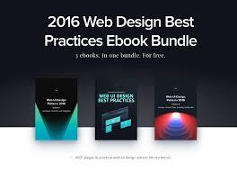 home design books 2016 free e books 2016 web design best practices bundle