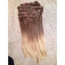 foxy locks hair extensions 40 foxy locks other foxy locks ombré human hair extensions