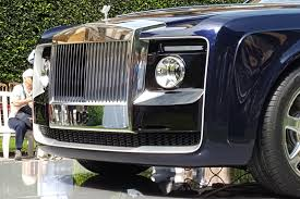 sweptail rolls royce rolls royce u0027dan dünyanın en pahalı arabası son sektör