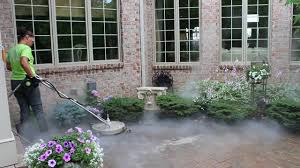 Sealing A Paver Patio by Paver Steam Cleaning And Sealing Columbus Dublin Oh Paver