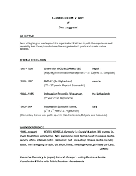ideal resume sle of a resume ideal resume top resume sle choose
