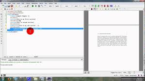 latex project report template creating book template in latex youtube creating book template in latex