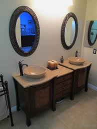 bathroom mirror for double sink vanity 18 inch vanity sink