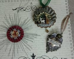 tart tin ornament etsy
