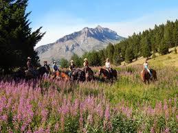 montana dude ranch u0026 wilderness pack trips