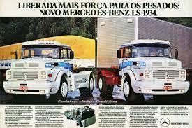 alberto rocchi caminhões antigos brasileiros