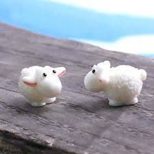 sheep statues lawn ornaments ebay