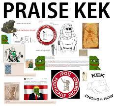 Kek Meme - trump s occult online supporters believe meme magic got him