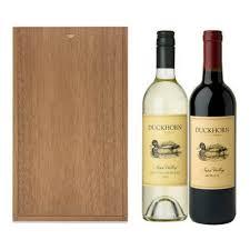 wine gift sets buy duckhorn wine gift set online wine gift