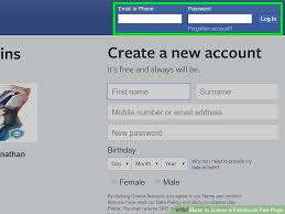create facebook fan page how to delete a facebook fan page 14 steps with pictures