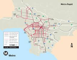 La Subway Map La Subway Images Reverse Search