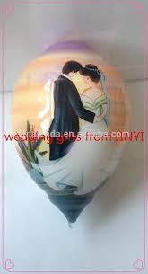 classic painted inside glass ornaments chirstmas ornaments