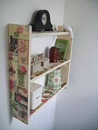Shabby Chic Furniture Uk by 60cm Vintage Shabby Chic Rose Shelves Kitchen Bathroom Bedroom