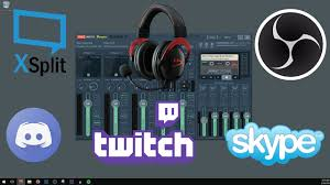 discord youtube integration how to setup voicemeeter banana for obs or xsplit streaming to