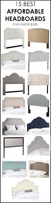 best headboards the best affordable headboards under 300 a blissful nest