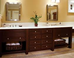 Cabinets For Bathroom Vanity by Arts U0026 Crafts Style Bathroom Cabinets Plain U0026 Fancy Cabinetry