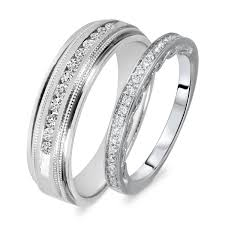 his and hers bridal unique his hers wedding bands sets ricksalerealty