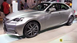 lexus is250 f sport titanium 2015 lexus is300h f sport exterior and interior walkaround