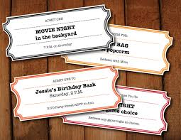 Kitchen Collection Printable Coupons Printable Coupons Tickets Vouchers Movie Night Colors