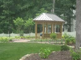 landscape garden structures mcplants