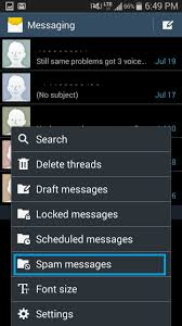 not receiving texts android samsung can send but won t receive text messages thecellguide