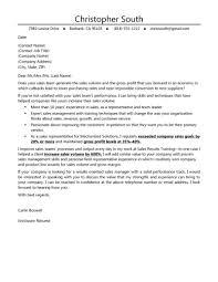retail sales manager cover letter cover letter for retail