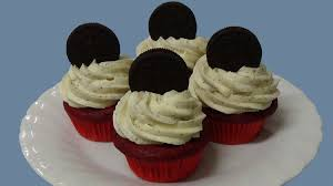 easy oreo red velvet cupcakes youtube