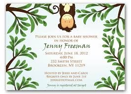 monkey invitations baby shower photo free baby monkey baby image