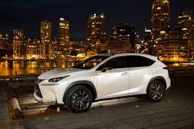 lexus canada canada gets tweaked 2017 lexus nx from cad 42 750