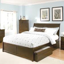 bedroom bed with storage space underneath queen bed frame with