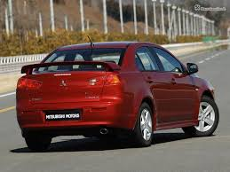 mitsubishi celeste mitsubishi lancer x 1 6 at specifications and technical data
