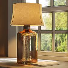 Pottery Barn Arc Lamp by Pottery Barn Clift Glass Table Lamp Base Espresso 3d Model Max