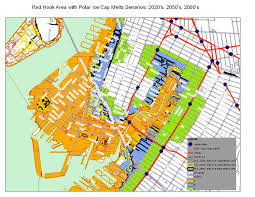 New Orleans Flood Zone Map by Streetcars And Spatial Analysis December 2012