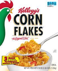 Breakfast Food Cereal Walmart Com by Kellogg U0027s Corn Flakes Cereal 36 Oz Box Walmart Com
