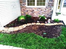simple front yard landscaping ideas on a budget front yard