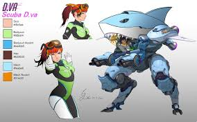 overwatch skins halloween best skins for u0027overwatch u0027 characters that should be real inverse