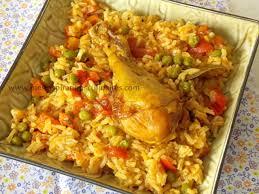 cuisine algeriene riz au poulet cuisine algerienne recette de