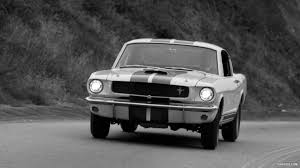Black 1965 Mustang 1965 Ford Mustang Shelby Gt350 Prototype Front Hd Wallpaper 3