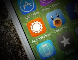 despite privacy outrage accuweather still shares precise location
