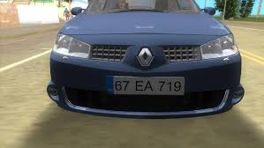 renault phoenix renault megane sport for gta vice city