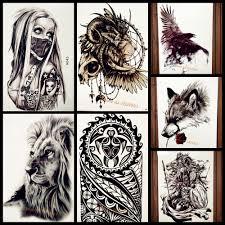 get cheap tribal tattoos for aliexpress com alibaba