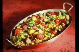 cuisine du moment recette la paella de légumes du moment duo de riz de camargue