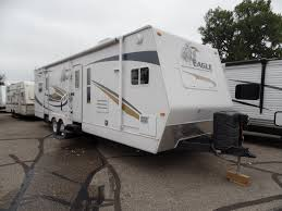 2007 jayco eagle 322fks front kitchen travel trailer corral sales rv