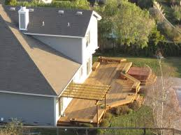 backyard deck ideas best home interior and architecture design