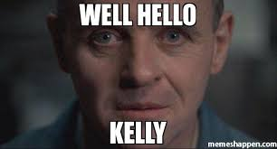 Hi My Name Is Meme - santa barbara strength hi my name is kelly