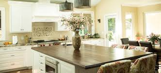 wood countertop and butcher block countertop gallery